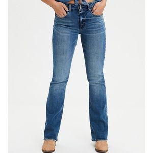 American Eagle Artist High Rise Stretch Jeans Sz 6